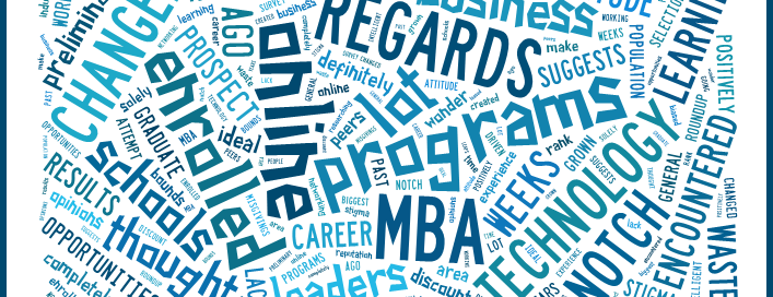 mba online tags